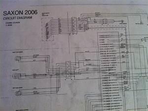 Purchase Saxon Wiring Diagram In Pdf Format Motorcycle In