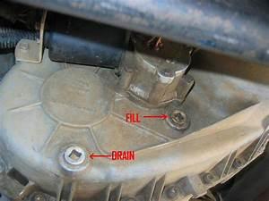 Hummer H3 Transmission Fluid Fill