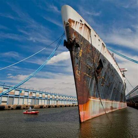The Unloved Boats: 8 Abandoned Cruise Ships & Liners ...