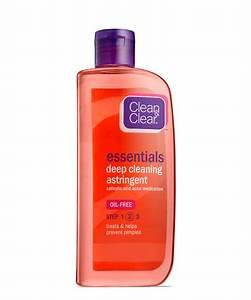 Essentials Deep Cleaning Astringent