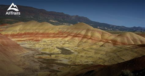 trails  john day fossil beds national monument