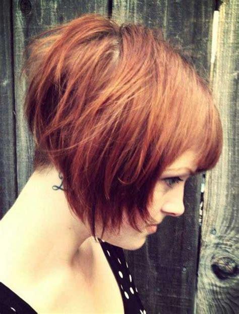 pretty ladies trendy short hairstyles  short