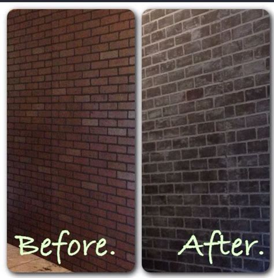 houseofaura brick panels lowes taupe bedroom walls