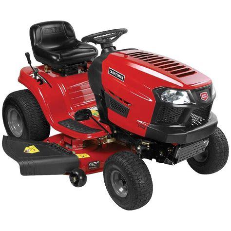 craftsman garden tractor 2016 craftsman lawn tractor line up todaysmower