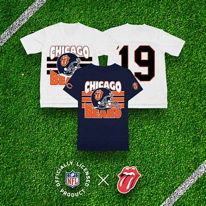 Rolling Stones Nfl Filter Tour Merch North