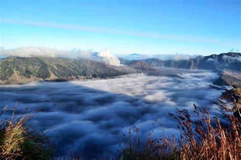 puncak  lumajang negeri diatas awan bangsa