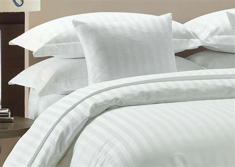 1000 tc hotel collection white bedding cotton