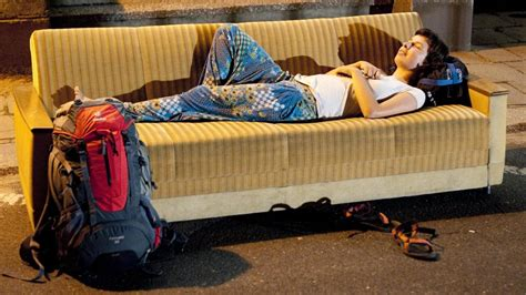 Couchsurfing  Die Gastfreundschaft Der Russen Ist