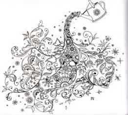 secret garden coloring book 17 best images about secret garden malbuch on