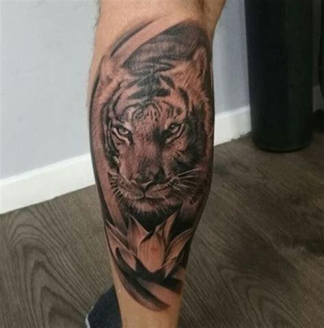cool calf tattoos  men women  tattoosboygirl