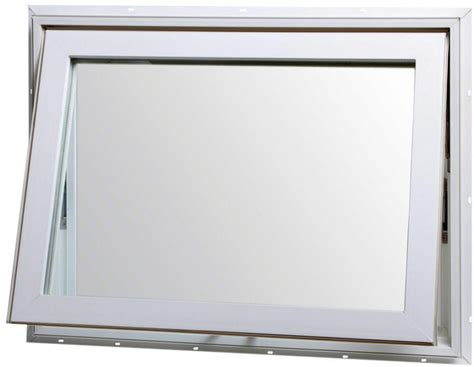 top hinge awning window      insect screen