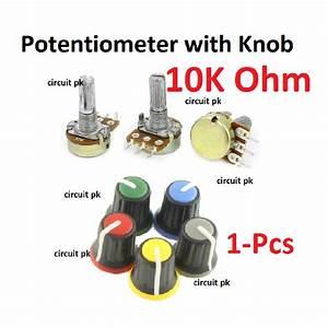 Buy 10k Ohm Potentiometer Voltage Divider Variable