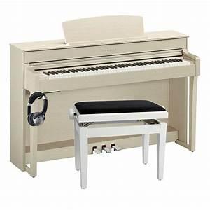 Yamaha Clavinova Clp 645 : yamaha clavinova clp 645 digital piano white ash package rich tone music ~ Blog.minnesotawildstore.com Haus und Dekorationen