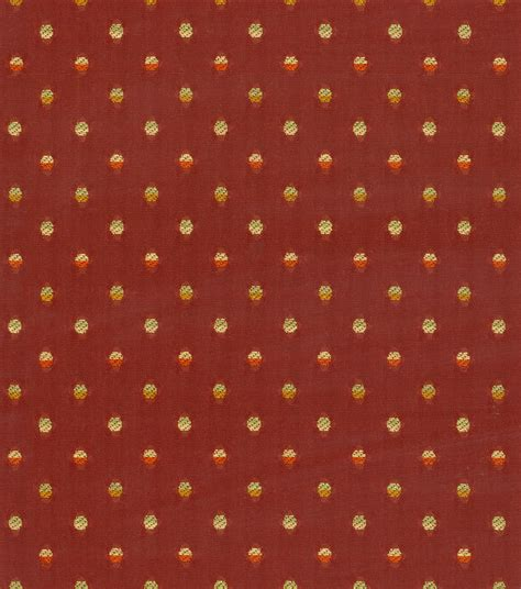 better homes and gardens upholstery fabric albacot sangria