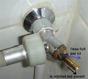 Tete De Robinet Radiateur : fuite filetage t te de robinet ~ Dailycaller-alerts.com Idées de Décoration