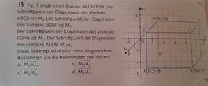 Schnittpunkt Von Geraden Berechnen : vektorrechnung quader abcdefgh schnittpunkt der ~ Themetempest.com Abrechnung