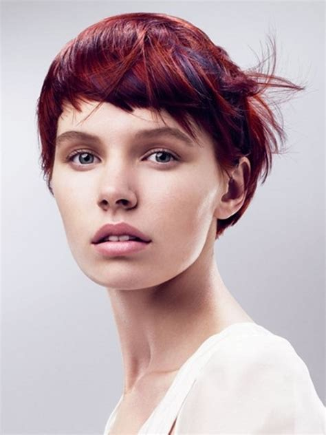 brilliant short haircut ideas 2012
