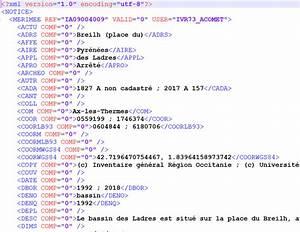 Xml Export File Sample