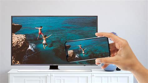 iphone mit samsung fernseher verbinden tippcenter
