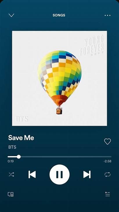 Spotify Bts Playlist Songs Kpop Screenshot Song