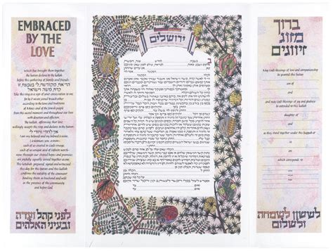 sample jewish marriage certificate  portal  texas
