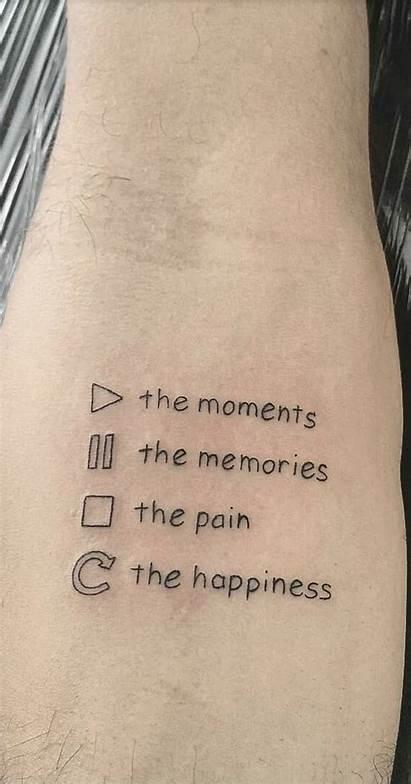 Tattoo Tattoos Written Inspired Memuralimilani