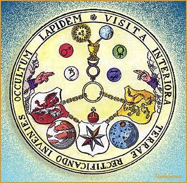 la tavola di smeraldo esoterismo grafico tavola di smeraldo 2