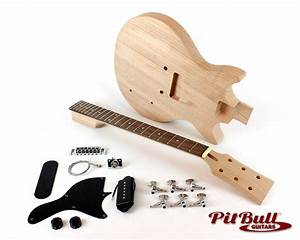 Pit Bull Guitars Jr