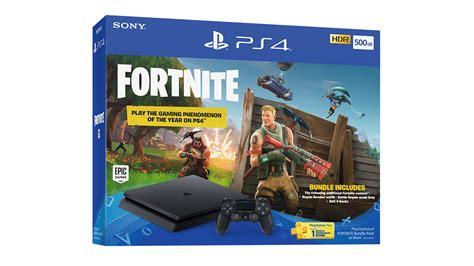ps4 console bundle ps4 playstation 4 fortnite bundle pack playstation