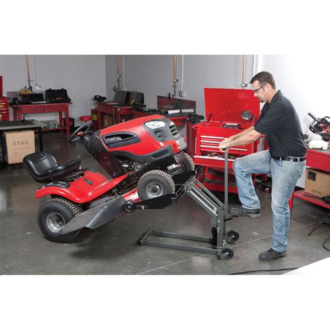 23685 Safetyserve Coupon by 300 Lbs Atv Lawn Mower Lift