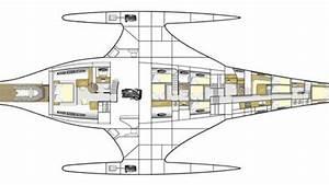 China Introduces Futuristic Super Yacht
