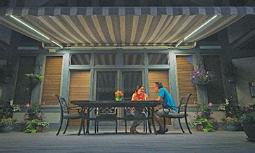 screen shoppe sunsetter retractable awnings
