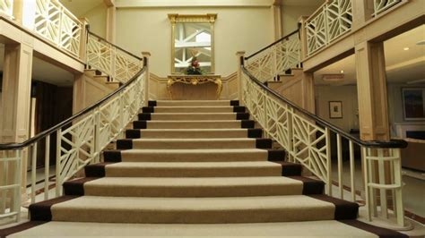 Interior Staircase Designs  Luxury And Charm Youtube