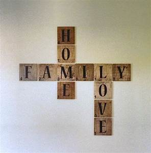 54 best images about for the home on pinterest closet With wood wall letter tiles