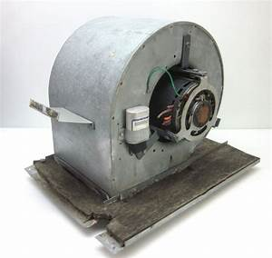 Emerson 1  2hp Squirrel Cage Centrifugal Fan Blower Direct