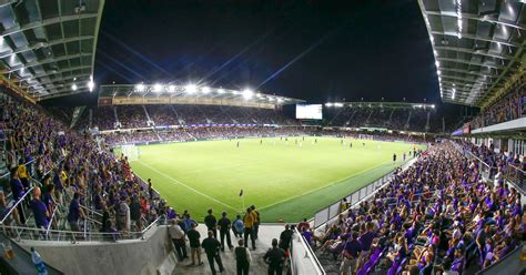 orlando citys home renamed exploria stadium  host