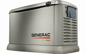 Generac 8kw Automatic Home Standby Generator System