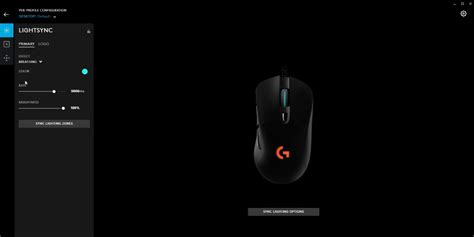 Logitech g403 driver, software, manual, firmware, download for windows 10, 8, 7, mac, and how to installer/setup, specs, more, thanks. Logitech G403 Software : Logitech G403 Hero Prodigy Wired Programmable Gaming Mouse Lightsync ...