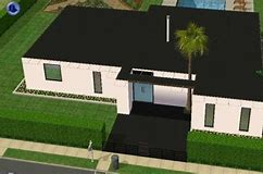 HD wallpapers tuto maison moderne sims 2 wallpaper-android.oxzd.bid