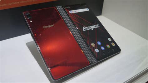 latest foldable phone  courtesy  energizer
