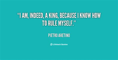 Am The King Quotes