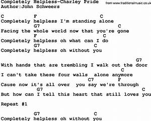 Country Music:C... Helpless Lyrics