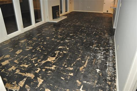 opinion wanted  mastic removal job flooring