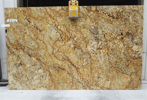 Color Spotlight: Solarius Granite Granite Countertop Warehouse