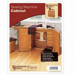 Free Sewing Table Plans - Sewing Cabinet Plans
