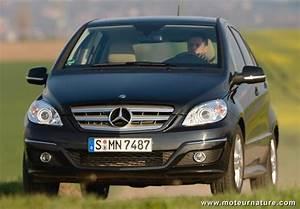 Nouvelle Mercedes Classe B : la mercedes classe b aurait une nouvelle vie en chine ~ Nature-et-papiers.com Idées de Décoration