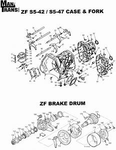Ford 5 Speed Transmission Diagram