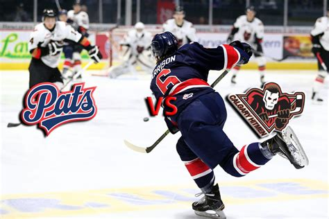 PREVIEW: Pats Kick Off Three Game Road Trip in Calgary ...