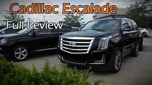 2015 2016 Cadillac Escalade ESV Premium Full Review