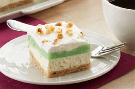 Pistachio Pudding Layered Dessert Recipes